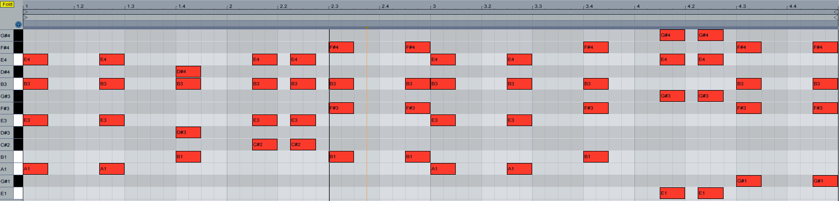 how to use synth ableton lite