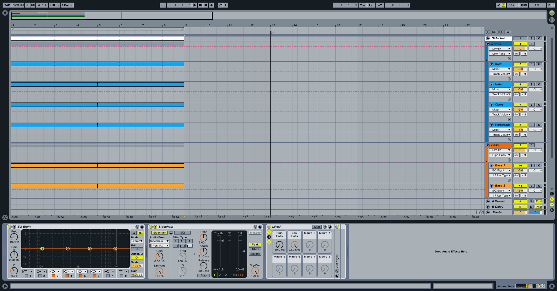 Free Ableton Live Templates Choice Image - Templates Design Ideas