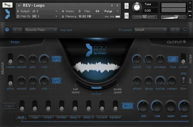 REV Loops