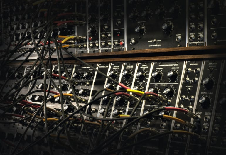 Moog featured
