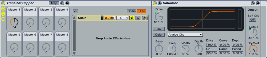 Ableton Live Macros Workflow Tip