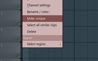 Make Unique Workflow Tip
