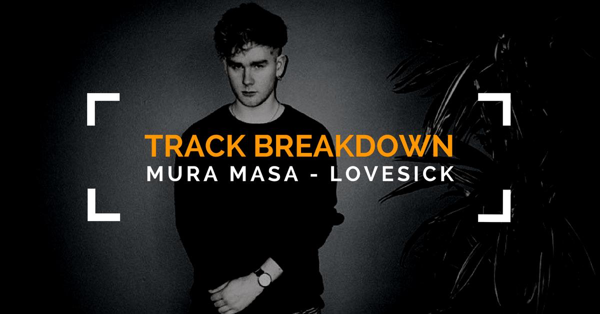 Mura Masa Lovesick Track Breakdown