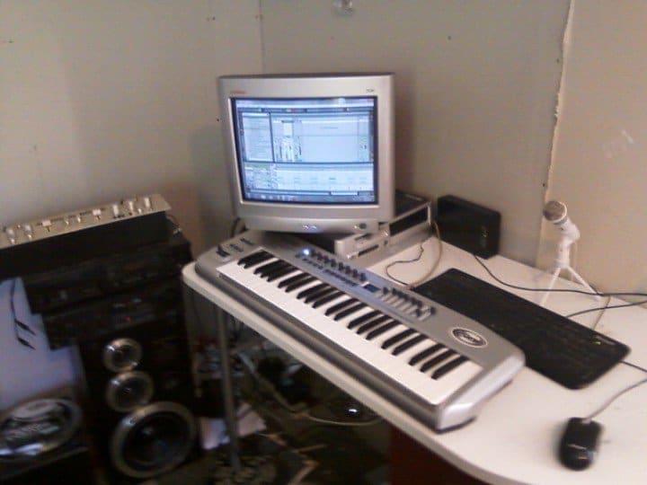 Sam Matla old studio
