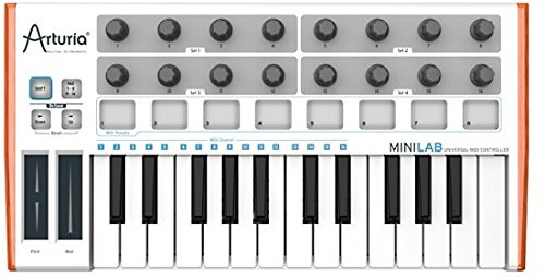 Arturia MiniLab 25 MIDI Keyboard