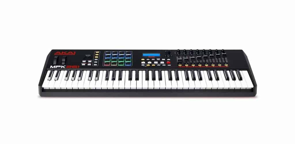 Akai MPK261 MIDI Keyboard