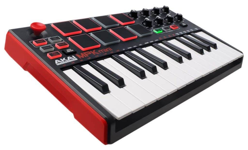 Akai MPK Mini MK2 MIDI Keyboard