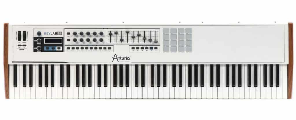 Arturia KeyLab 88 MIDI Keyboard