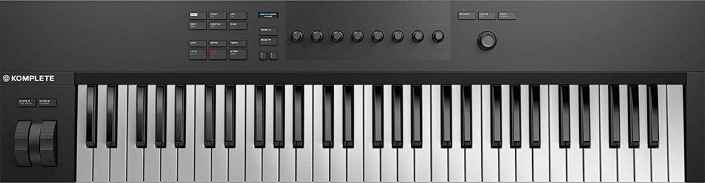 Native Instruments Komplete Kontrol A61 MIDI Keyboard