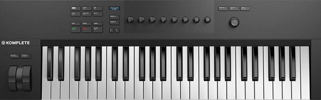 Native Instruments Komplete Kontrol A49 MIDI Keyboard