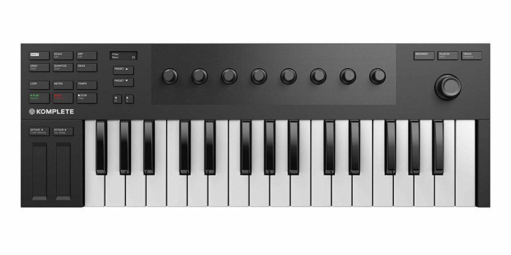 Native Instruments Komplete Kontrol M32 MIDI Keyboard