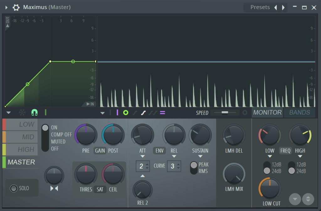 FL Studio Maximus