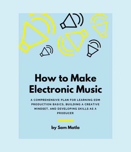 How to Make Electronic Music - Cover