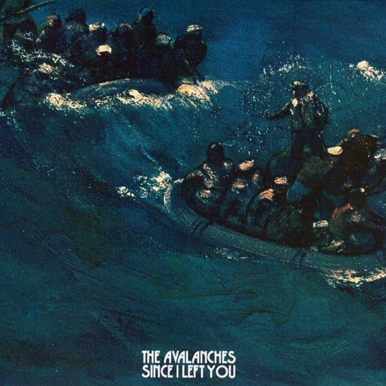 The Avalanches - Since I Left You - Cover Art