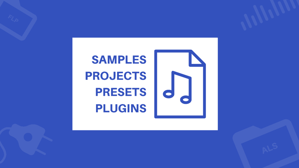 The Producer's Guide to Sample & File Organization