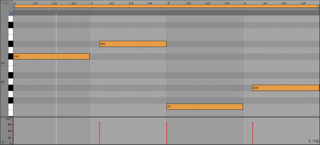 Bass Synth Sub MIDI 2