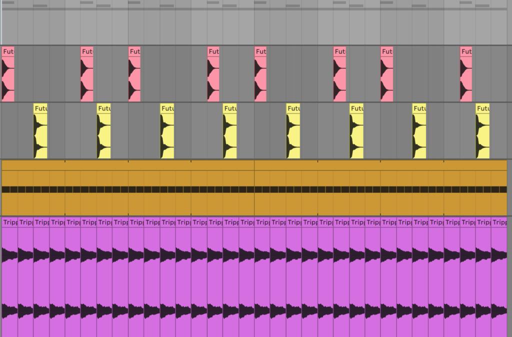Crash on Every Beat Ableton Live