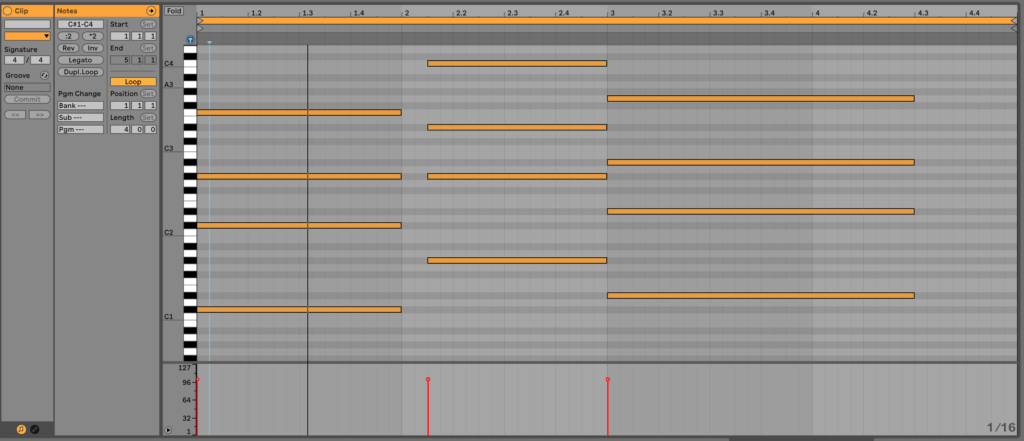 Future Bass Chords in Ableton Live