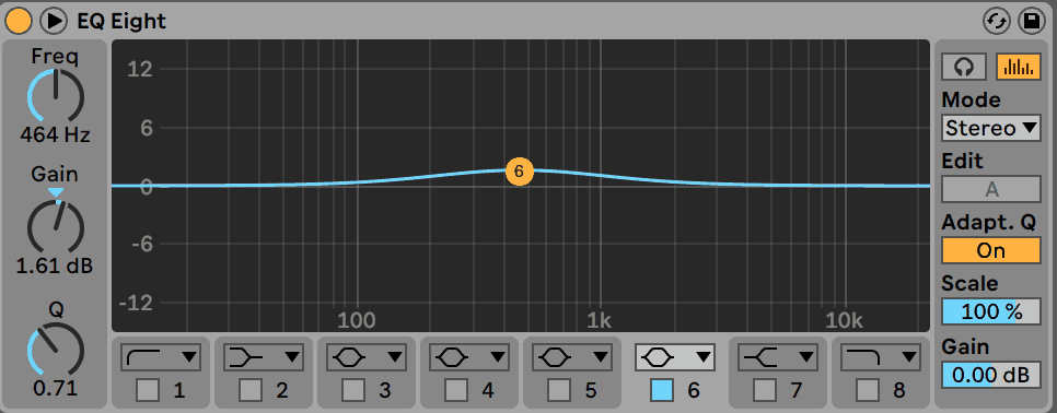 Vocal EQ Boost