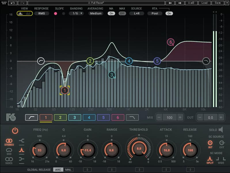 Dynamic EQ Plugin