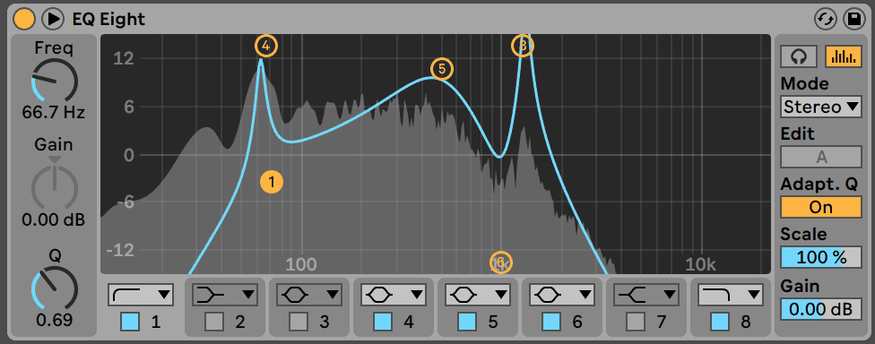 EQ Eight Creative EQ