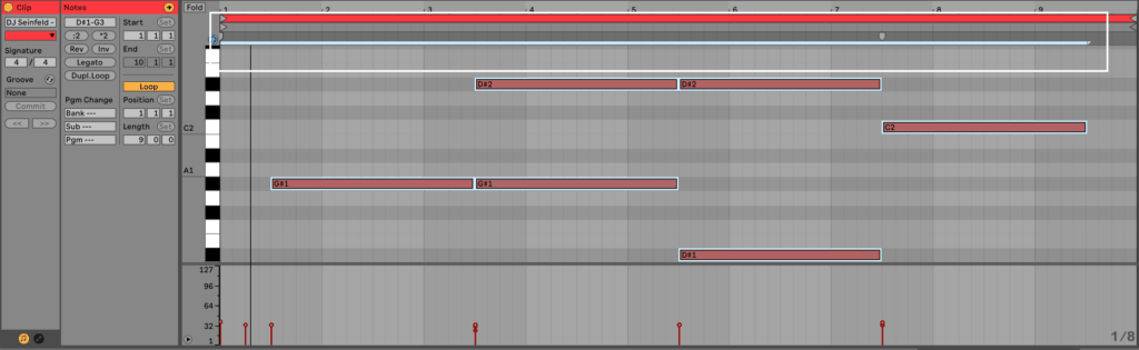 Ableton Live 10 Duplicate Notes