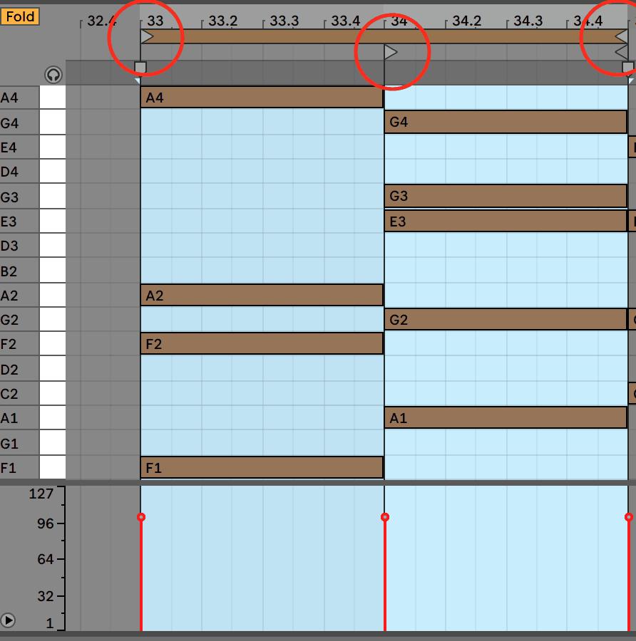 Ableton Live 10 Clip Loop