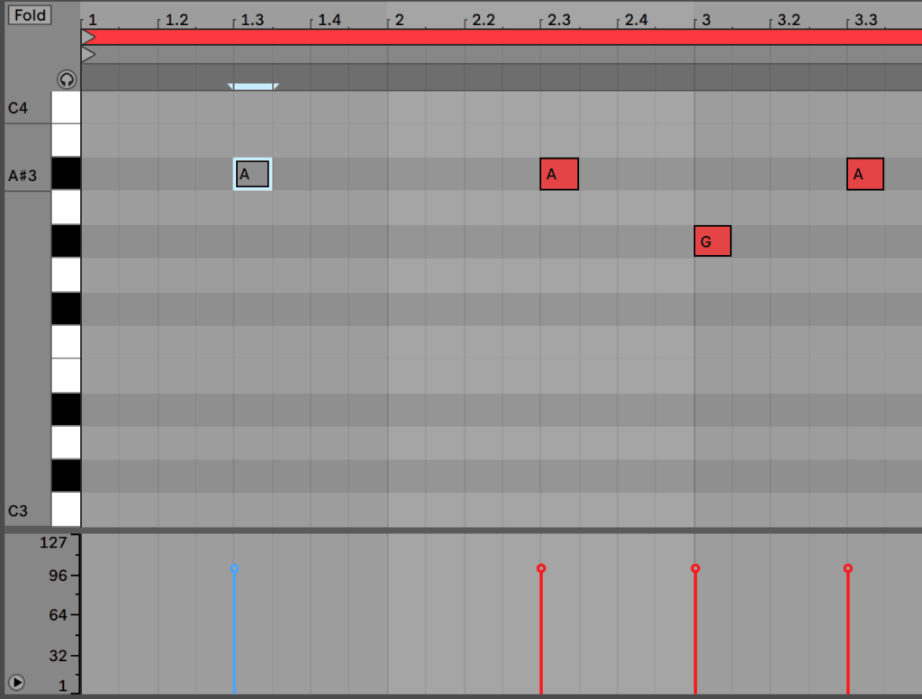 Ableton Live 10 Deactivate Note