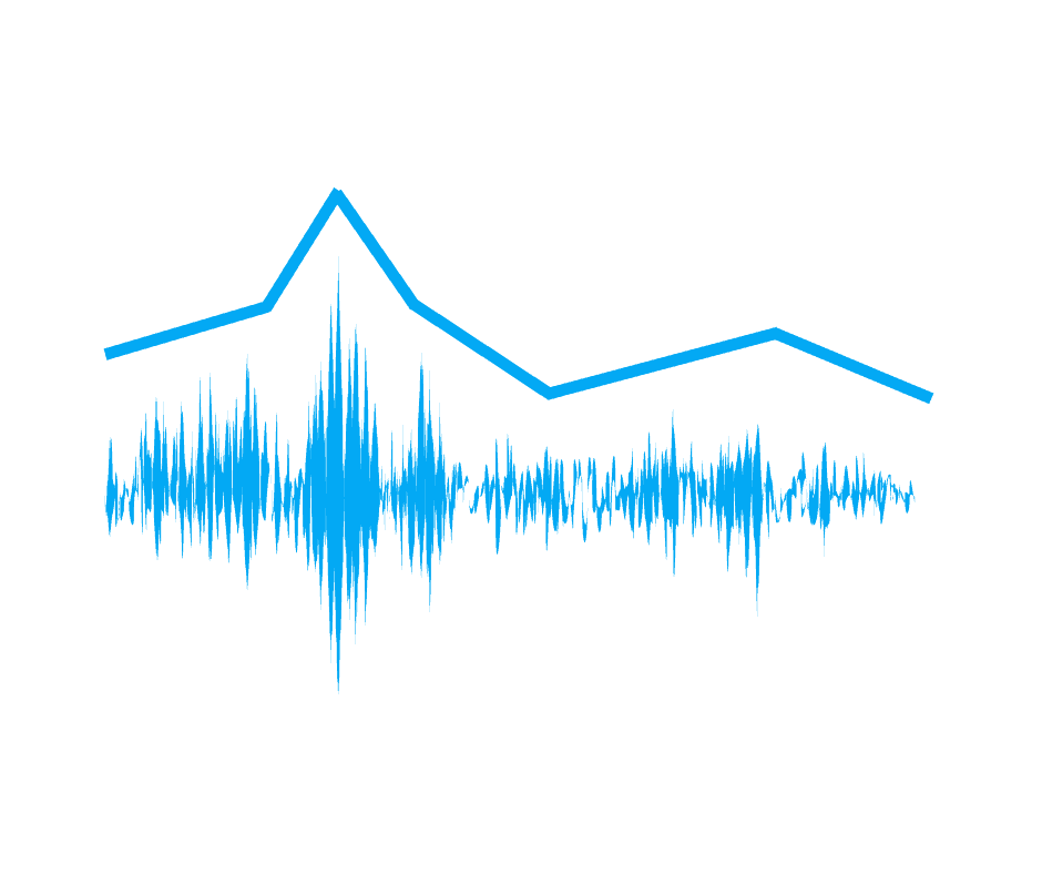 Compression as Volume Automation Graphic