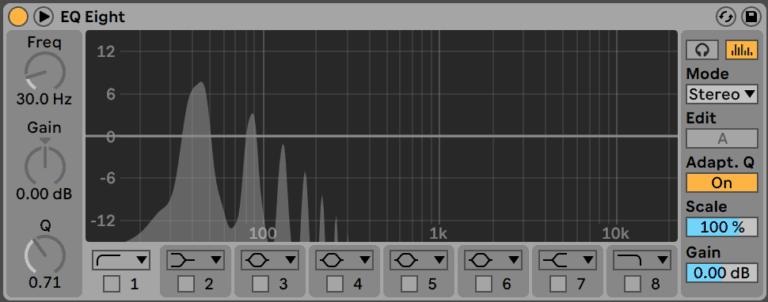 Harmonic Bass Content