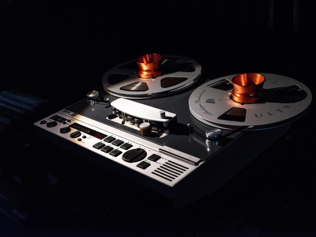 Reel to Reel Tape Machine