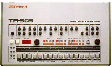909 Drum Machine