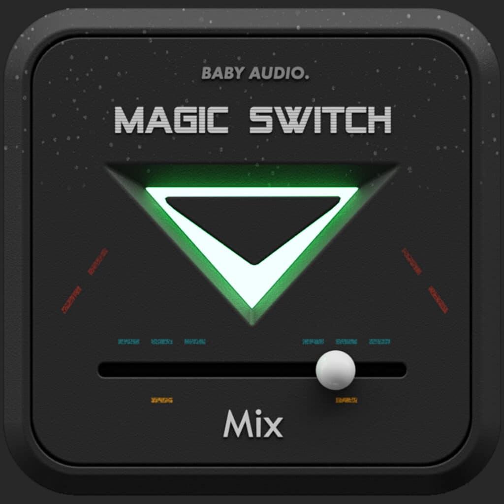 Baby Audio Magic Switch plugin interface