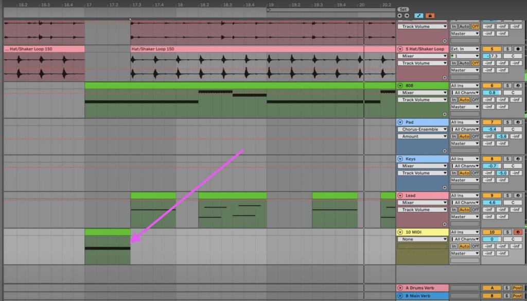 Growl MIDI
