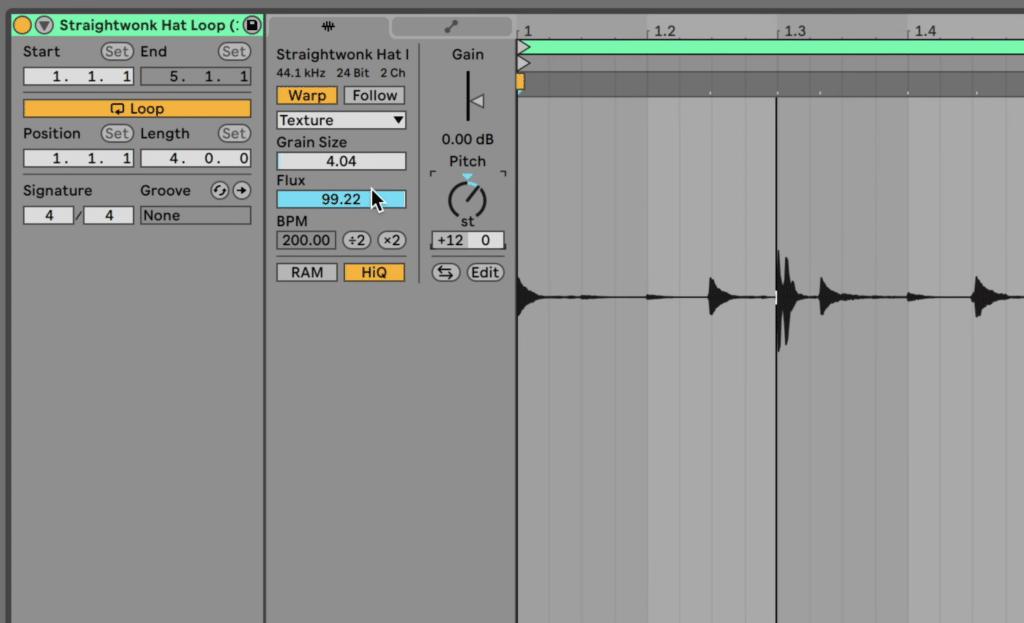 Loop mangling in Ableton Live